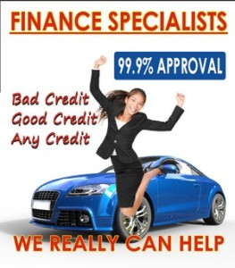 We can really help with finance